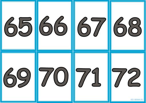 цифры10