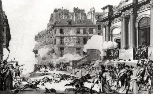 rasstrel-napoleonom-myatezhnikov-v-1795