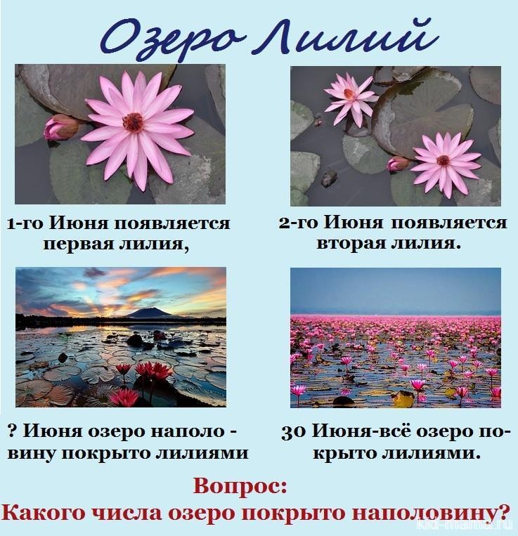 ozero-lilij