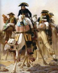 Наполеон. Часть 3. Египетская кампания.