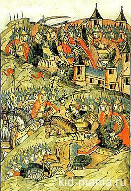 История России 7-11 классы. XIII век в жизни Киевской Руси.